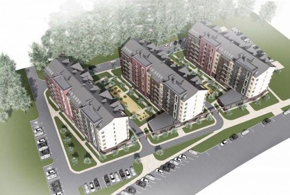 На Арабея тернопілянка-«оптовик» хоче збудувати житловий комплекс