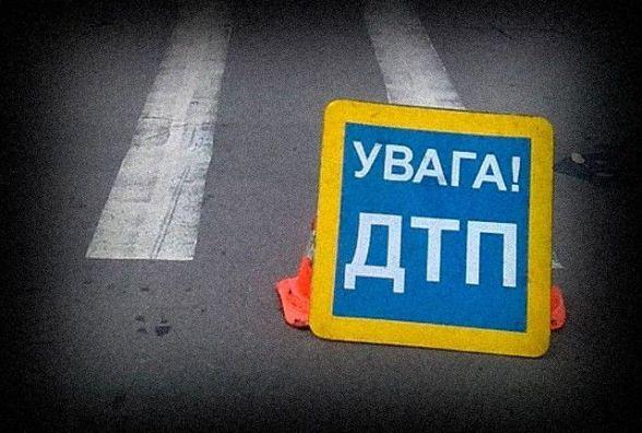 На дорогах Вінниччини у автопригоді постраждала людина