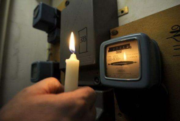 Графік планових відключень світла на березень  у Вінниці