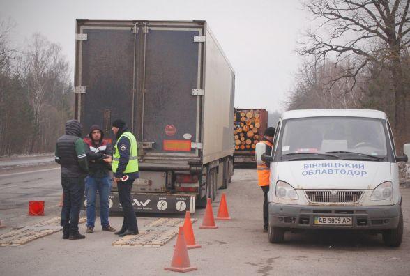 Як Укртрансбезпека на тисячі євро штрафує за надважкі вантажі (ВІДЕО)