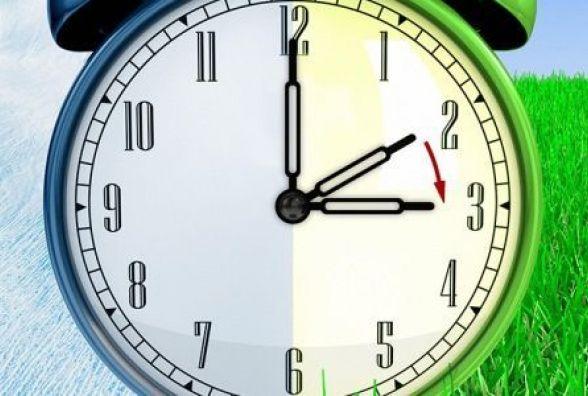 Літній час 2017: Коли вінничанам слід переводити свої годинники
