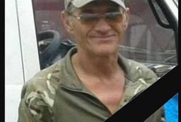 На Вінниччині повісився 57-річний доброволець АТО Олександр Іванків