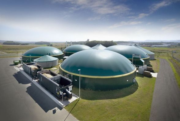 На Вінниччині побудують найбільший в світі біогазовий комплекс