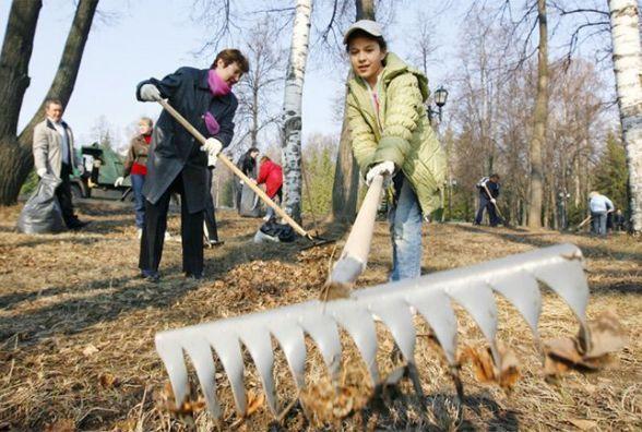 У Вінниці з 20 березня стартують «суботники». Прибиратимуть усі