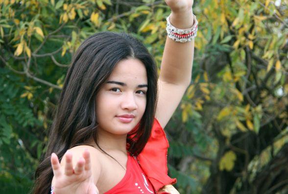 Танцює, не чуючи музику. Сніжані Чжао сказали три «так» на «Україна має талант»