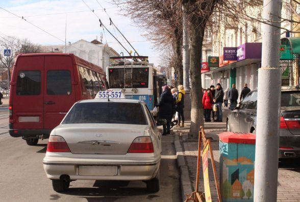 У Вінниці відкриють для проїзду Соборну. Патрульні «візьмуться» за порушників парковки