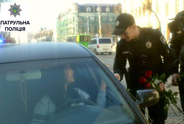 За чиї гроші «копи» зробили свято водійкам? Фінансова сторона трояндової акції