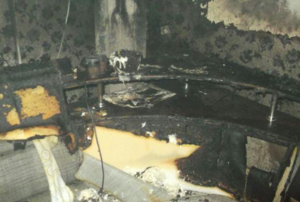 У Калинівці згоріла квартира, а у Теплицькому районі хата. ФОТО