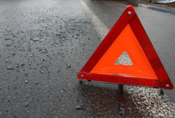 Минулої доби на дорогах області травмувалося у ДТП троє людей