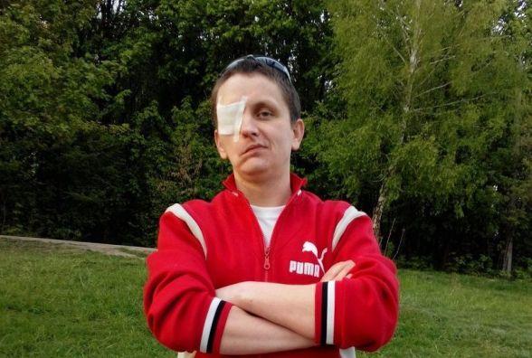 Дмитру із Вінниці готові вилікувати очі. Допоможіть зібрати гроші на операцію