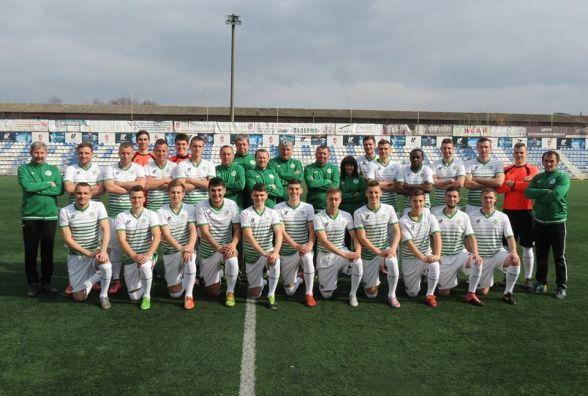 «Нива-В» у першому весняному матчі прийматиме «Балкани» з Одещини