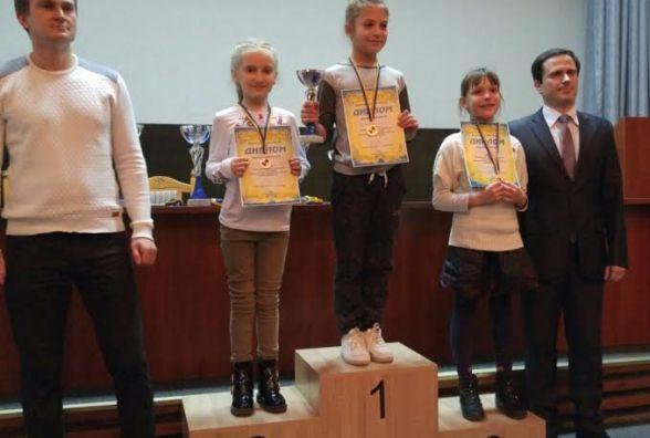 Винницкие шашисты выиграли десять медалей на чемпионате Украины!