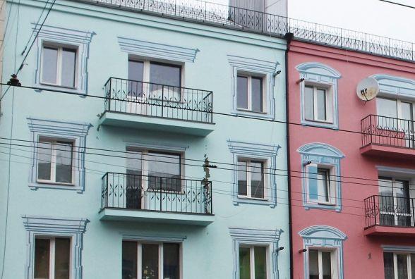 «Старовинний Амстердам». Коли відремонтують дім на Соборній?