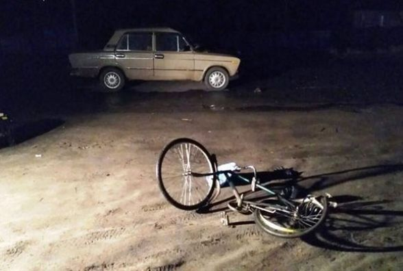 Смертельна ДТП: п'яний водій збив велосипедиста (ФОТО з місця аварії)