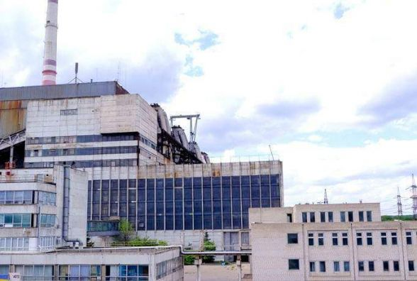 Ладижинська ТЕС працює лише одним блоком, але чекає на високе навантаження влітку (Прес-служба ДТЕК)