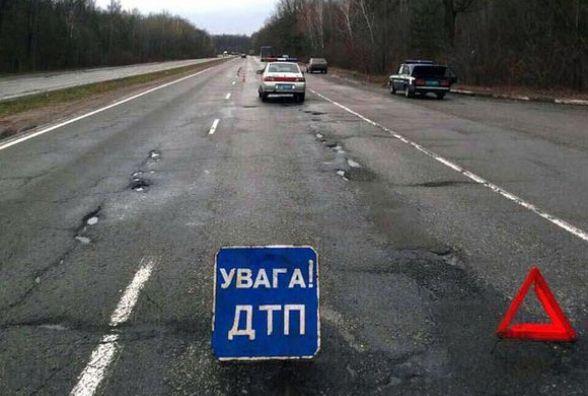 На Вінниччині в ДТП загинула одна людина та постраждали двоє людей