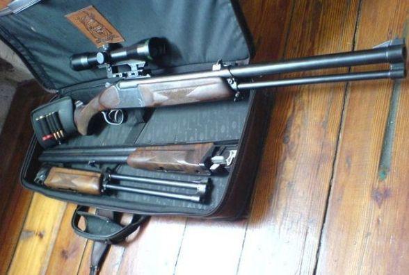За мисливську рушницю, яку зберігав чоловік для самозахисту, грозить до семи років