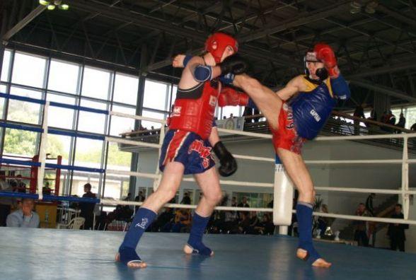 Приходьте 25 березня дивитись на таїландський бокс. Вхід вільний