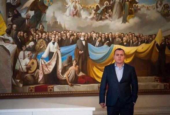 """Хто хоче продати українську землю? Явно не селяни…(Засновник ГО """" Вільна громада """" Валерій Боднарчук)"""