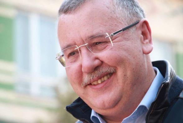 Анатолій Гриценко про вінницьких «флюгерів» та про «далекі від людських» стосунки Гройсмана і Порошенка