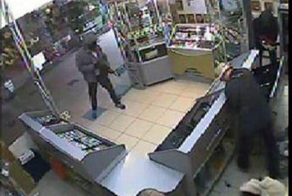 У Тульчині пограбували «ювелірку». Зловмисників, що втекли на BMW, шукає поліції
