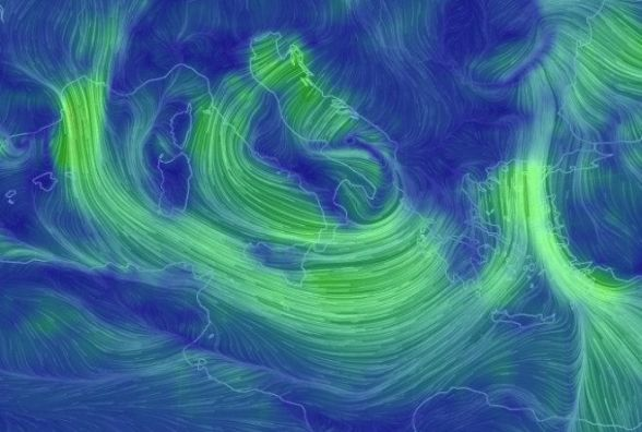 На Європу насуваються циклони Людвиг, Грегор та Дітер: погода на завтра