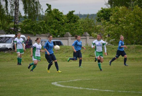 Вінницькі футболістки дебютують на професійному рівні