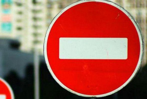 До 27 березня буде перекрито рух транспорту на одному із вінницьких перехресть