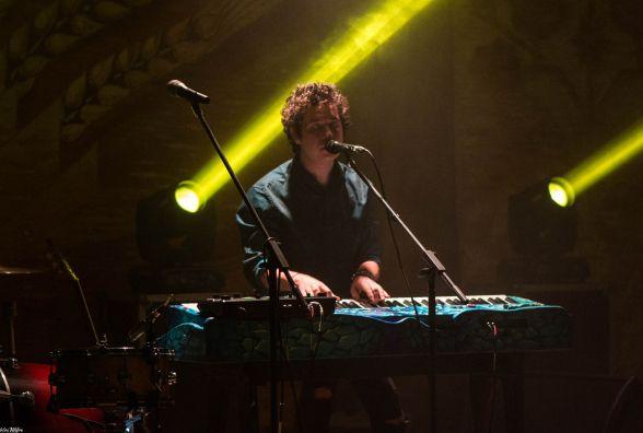 Дмитро Шуров на концерті у Вінниці: «Я завжди відкритий до нового у творчості»