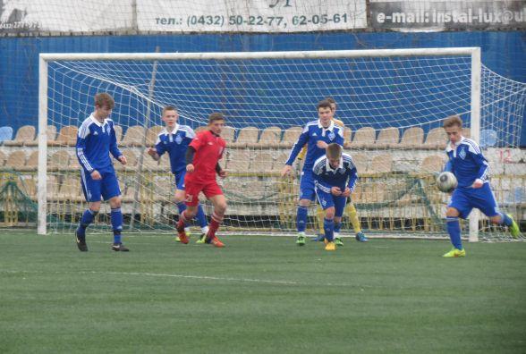 Столичне дербі в фіналі «Весняного Кубку Ниви» серед юнаків 2002 р.н.