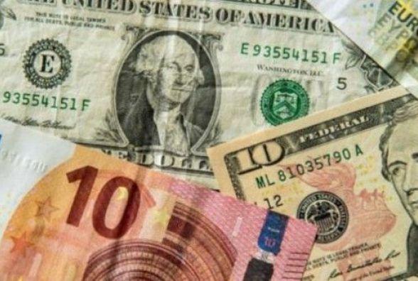 Курс валют від НБУ на 27 березня. Долар і євро дорожчають
