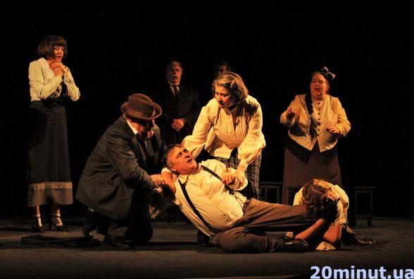 ТОП-5 причин піти в театр на прем'єру «Народний Малахій»