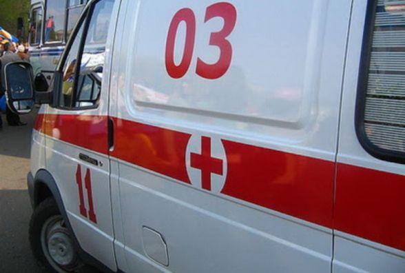 На Чумацькій іномарка збила 8-річного хлопчика, що раптово вибіг на дорогу