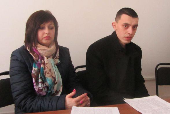 Солдат Степан Черевко судиться з Нацгвардією: «На гауптвахту його!»