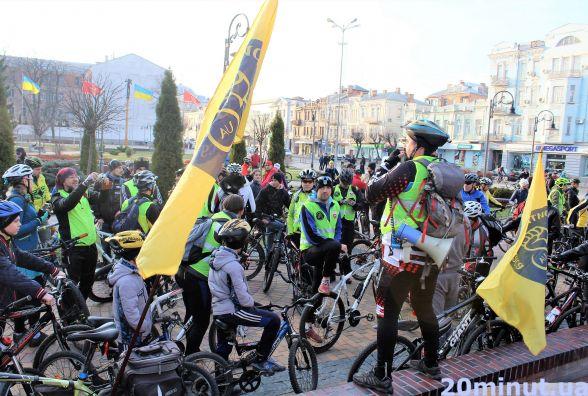 """Крутіть педалі: або як """"Критична маса"""" відкрила новий сезон велопробігом"""