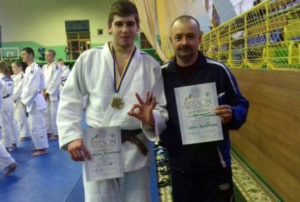 Дзюдоїст з Іллінців Марат Крижанський здобув Кубок Європи!