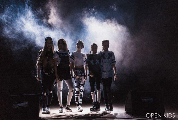 Улюбленці підлітків. У квітні пройде концерт найпопулярнішого тін-гурту — Open Kids
