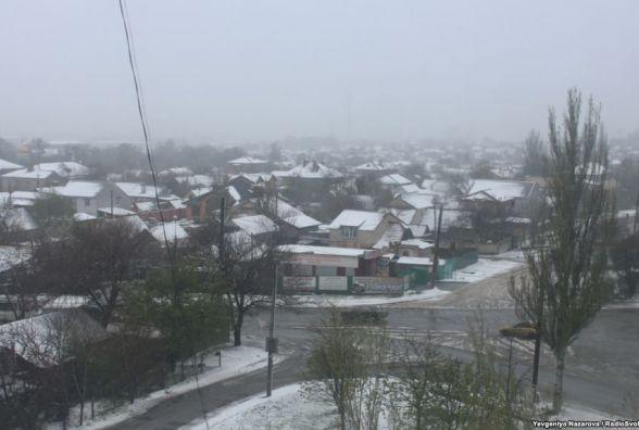 Сьогодні в трьох районах Вінницької області через негоду закривають школи