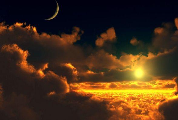 Сьогодні – день зустрічі Сонця з Місяцем. По-особливому шанують воду