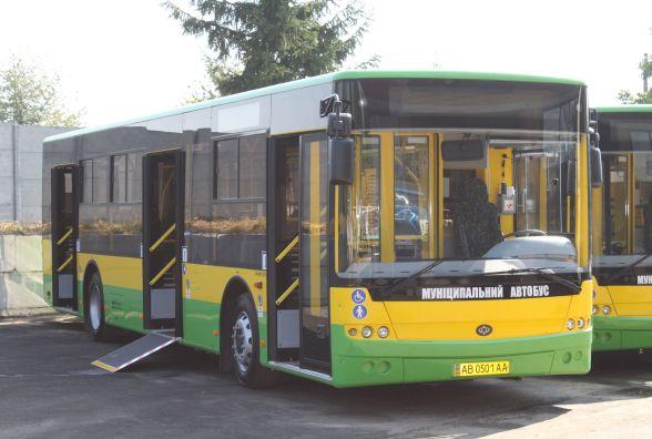 У поминальну неділю безкоштовно вінничан возитиме 50 автобусів