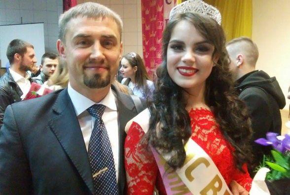 Міс ВДПУ стала студентка  природничо-географічного факультету