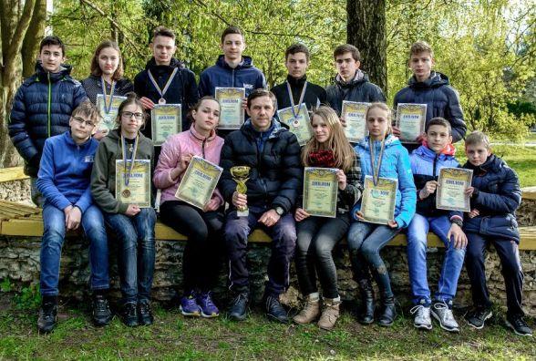 Юні вінницькі «лисятники» здобули на чемпіонаті України 30 медалей!