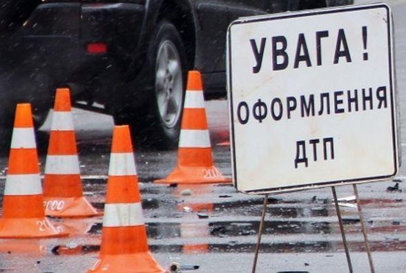На Вінниччині в результаті  ДТП одна людина загинула та ще одна травмувалась