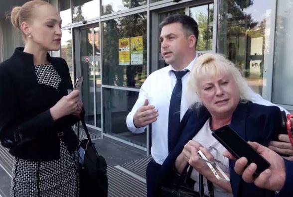 Депутатки міськради побилися після сесії. Що не поділили? (ВІДЕО)