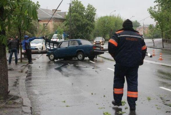 На Вінниччині в результаті  ДТП одна людина травмувалась