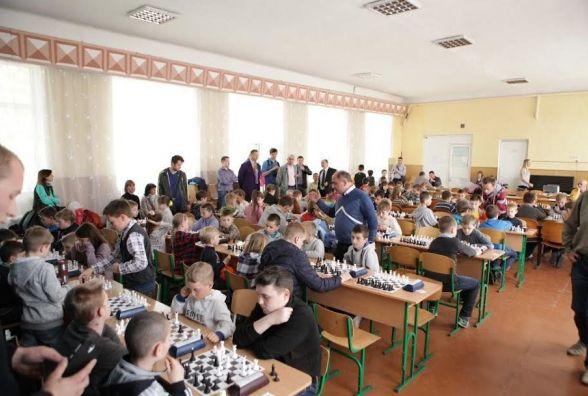 Могилів-Подільський на два дні став обласною «столицею» шахів