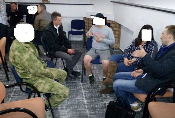 На Вишеньці відкрився центр для безхатченків та наркозалежних людей (ФОТО)
