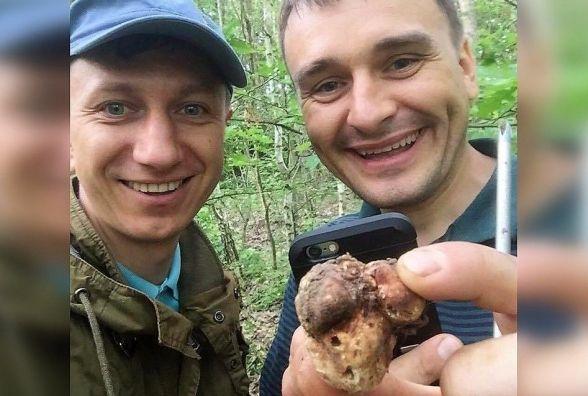Гриби від 300 євро за кіло. Під Вінницею фермер вирощує трюфелі