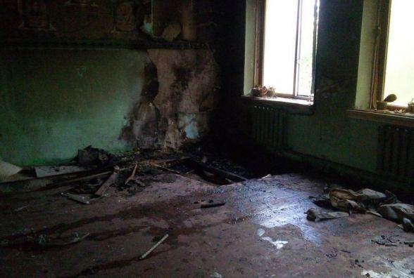 Під ранок у селі Демидівка горіла школа. Там замкнула проводка