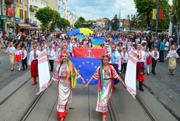 Вінниця святкуватиме День Європи два дні — в неділю та суботу (ПРОГРАМА)